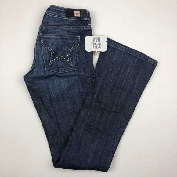 People's Liberation Denim - People's Liberation Bella Silver Bootcut Jeans